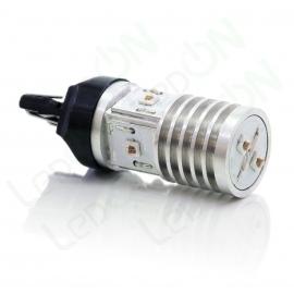 Лампа светодиодная W21/5W-D6s35R-Стоп