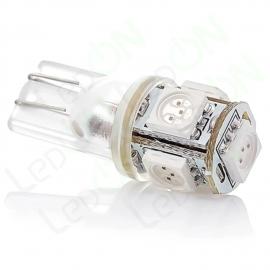 Светодиодная лампа W5W-5s50