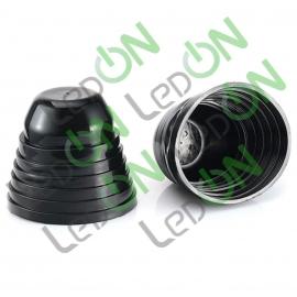 Комплект обрезаемых резиновых крышек для светодиодных ламп №9 (100-75 x 95-45)