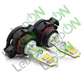 Комплект автомобильных светодиодных ламп MoonLight PSX24W-4s54hp