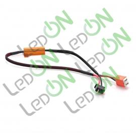 Обманка для светодиодных ламп H7