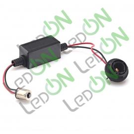 Обманка для светодиодных ламп с патроном PY21W (7507)