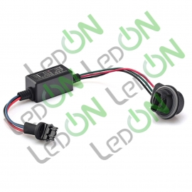 Обманка для светодиодных ламп с патроном P27/7W (3157)