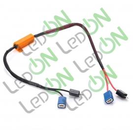 Обманка для светодиодных ламп H1