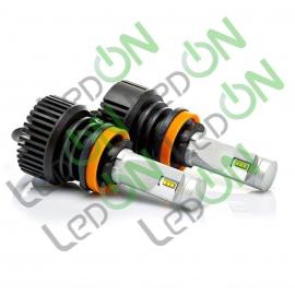 Комплект автомобильных светодиодных ламп H8/H11/H16-G10X