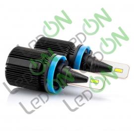 Комплект светодиодных ламп H8/H11/H16-J1
