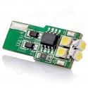 Светодиодная лампа W5W-6s35