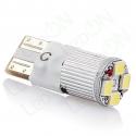 Светодиодная лампа W5W-4s35hp