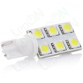 Cветодиодная лампа W5W-6s50