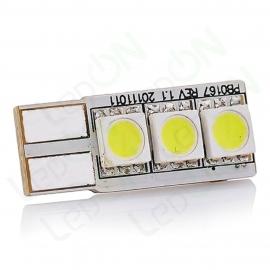 Светодиодная лампа W5W-3s50