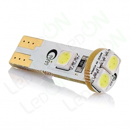 Светодиодная лампа MoonLight W5W-4s54