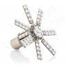 Светодиодная лампа PY21W-86s35-Star