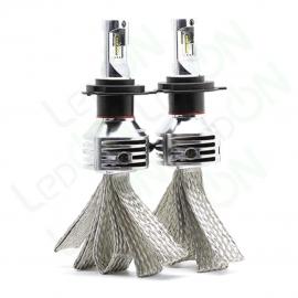 Комплект автомобильных светодиодных ламп H4-SMART