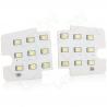 Набор светодиодных ламп Sunico для переднего светильника салона Mitsubishi / Citroen / Peugeot