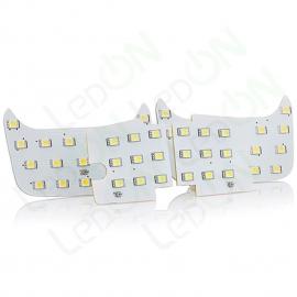 Набор ламп Sunico для подсветки салона и багажника Outlander XL / Citroen С-Crosser / Peugeot 4007
