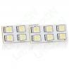 Набор светодиодных ламп Sunico для освещения номера Mitsubishi Lancer X