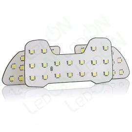 Набор светодиодных ламп для подсветки салона Hyundai Sonata (2010+) без панорамной крыши