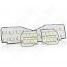 Набор светодиодных ламп Sunico для подсветки салона Chevrolet Cruze