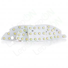 Набор ламп для подсветки салона и багажника Hyundai Santa Fe (12-15) без панорамной крыши