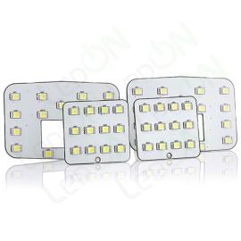 Набор светодиодных ламп Sunico для подсветки салона и багажника Chevrolet Captiva