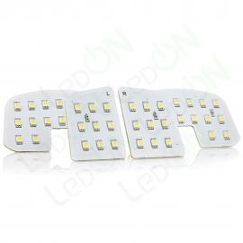 Набор светодиодных ламп для подсветки салона и багажника SsangYong Actyon (2010+)