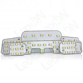 Набор светодиодных ламп для подсветки салона и багажника Hyundai ix55