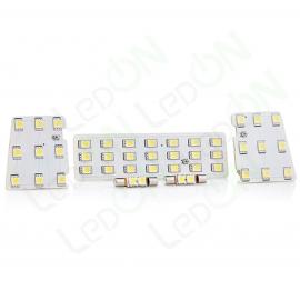 Набор светодиодных ламп Sunico для освещения салона Mazda 3 (09-13) / Mazda 6 (07-12) полный