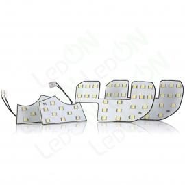 Набор светодиодных ламп для подсветки салона и багажника SsangYong Rexton (2006+)