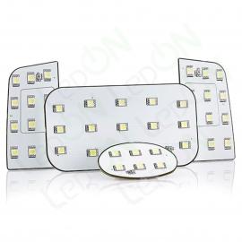 Набор светодиодных ламп для подсветки салона и багажника Hyundai Santa Fe Classic