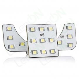 Набор светодиодных ламп Sunico для подсветки салона Lexus IS 250