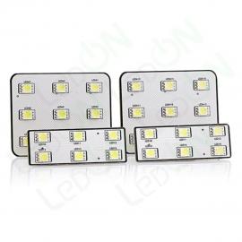 Набор светодиодных ламп для подсветки салона Chrysler 300C