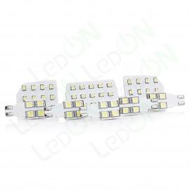 Набор светодиодных ламп для подсветки салона и багажника Lexus ES
