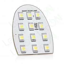 Светодиодная лампа для подсветки салона Smart