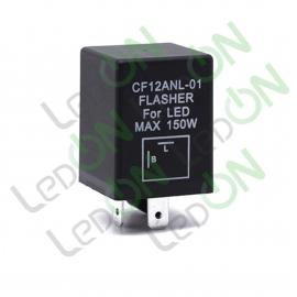 Реле (прерыватель) указателей поворота для светодиодных ламп FLL005 (CF12 ANL-01)