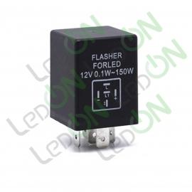 Реле (прерыватель) указателей поворота для светодиодных ламп FLL003