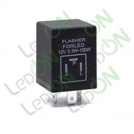 Реле (прерыватель) поворотников для светодиодных ламп FLL008-2