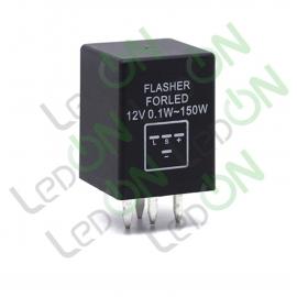 Реле (прерыватель) указателей поворота для светодиодных ламп FLL004