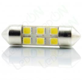 Светодиодная лампа C5W-D6s35f31