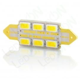 Светодиодная лампа C5W-D6s56f36