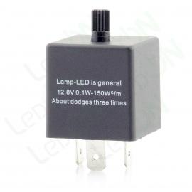 Реле указателей поворота для светодиодных ламп FLL002-1 (CF13-KT)