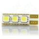 Светодиодная лампа MoonLight W5W-3s54s