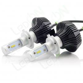 Комплект автомобильных светодиодных ламп Philips H7-G7