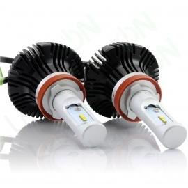 Комплект автомобильных светодиодных ламп Philips H11/H8/H9/H16-G7