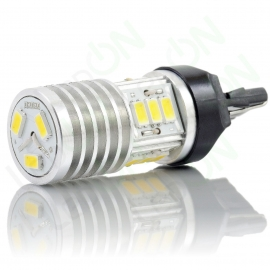 Светодиодная лампа W21W-D15s56-ЗХ