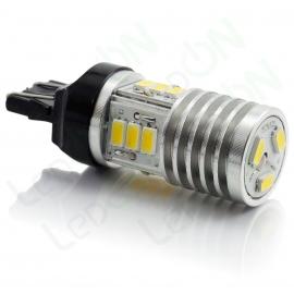 Светодиодная лампа W21/5W-D15s56-ДХО