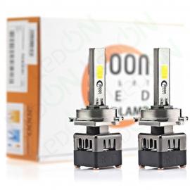 Комплект светодиодных ламп MoonLight H7-30WK