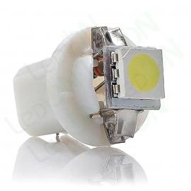 Светодиодная лампа в панель приборов B8.5d