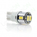 Светодиодная лампа Solarzen W5W-6s56