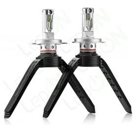 Комплект автомобильных светодиодных ламп H4-XD
