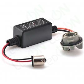 Автомобильная обманка светодиодных ламп с патроном P21W (1156)
